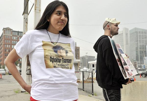 Boston Bomber Dzhokhar Tsarnaev Sentenced to Death - YouTube